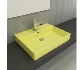 1376 - 026 צהוב מט