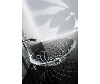 כיור רחצה מונח מזכוכית Armadi - 1_1395139824