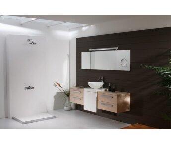 ELIT ארון אמבטיה מעץ מלא
